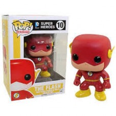 Funko Pop! DC Comics Super Heroes Flash Vinyl Action Figure #10 FU2248